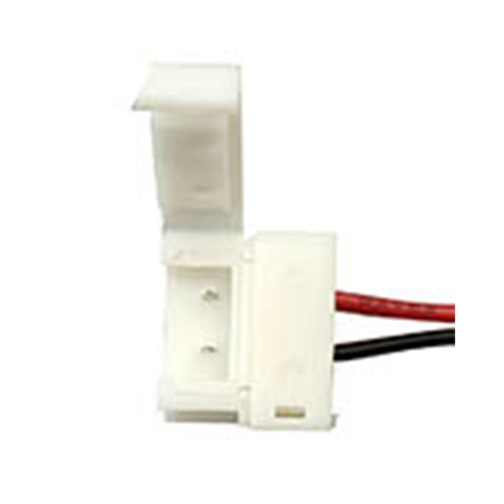 CONECTOR FITA 12V C/ RABICHO 8MM/10MM IP44