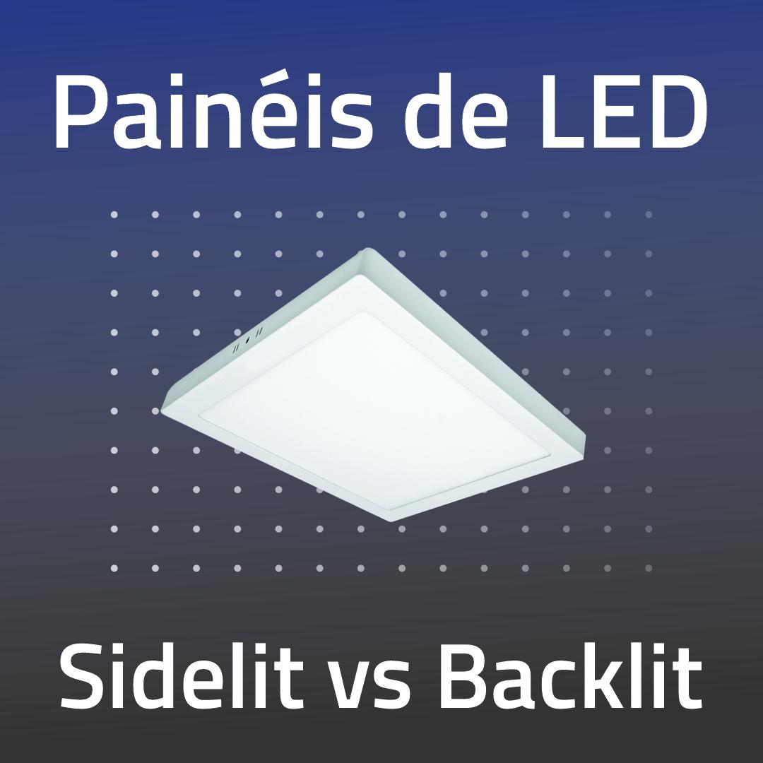 Imagem Painel LED Backlit